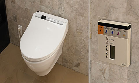 Elevate The Experience With Toto Washlet S400